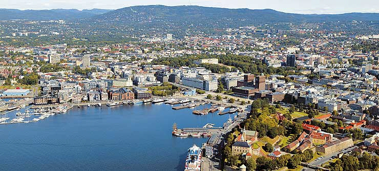 Oslo City View