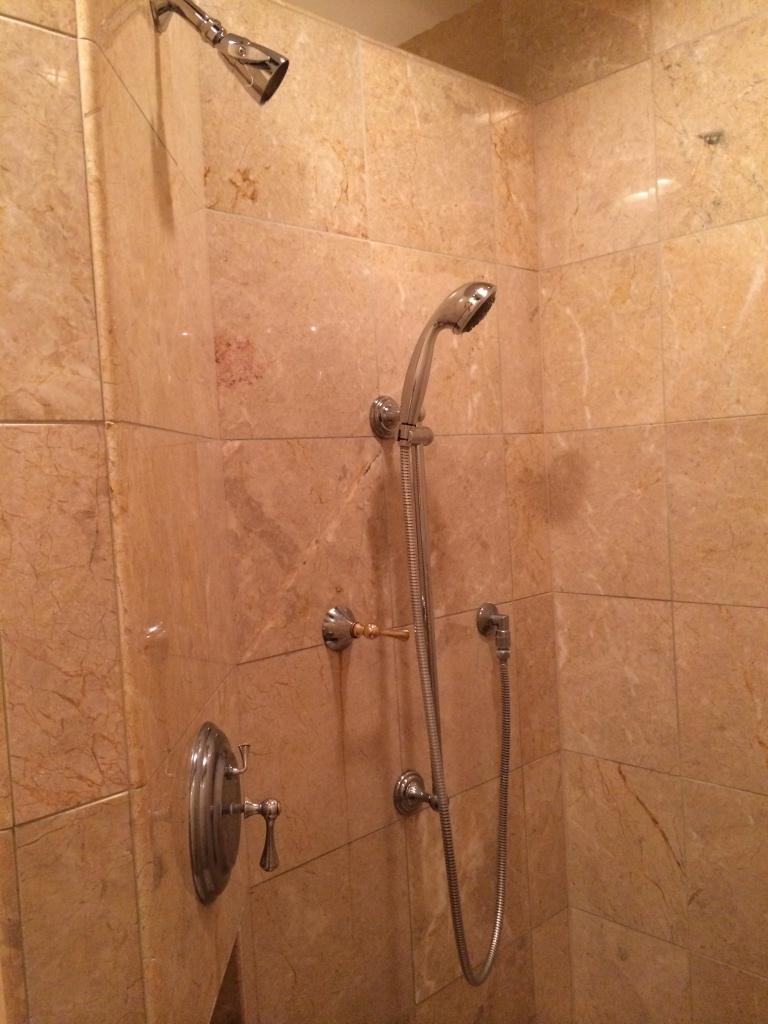 Multiple Shower Heads
