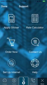 KnowRoaming iOS App