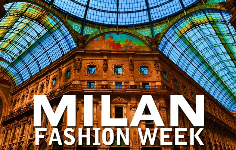 Milan Fashion Week or anytime from August 2015 to May 2016!