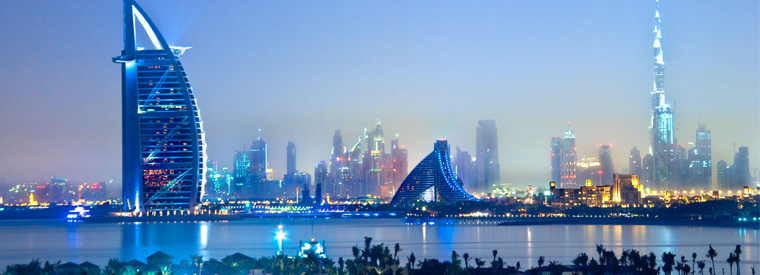 Stunning Dubai Skyline
