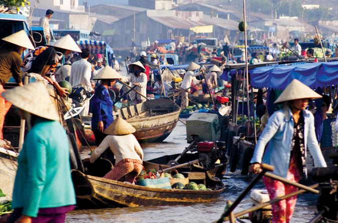 Ho Chi Minh City / Saigon