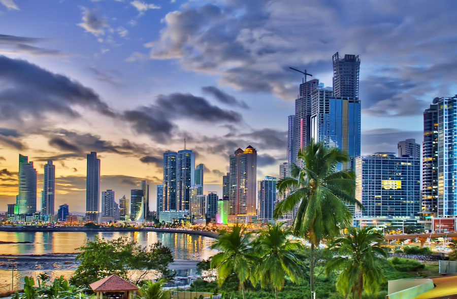 Panama City for $240 Round Trip